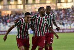 Everaldo Fluminense x Antofagasta