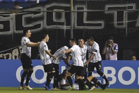 AFP Libertad Rosario Central Copa Libertadores