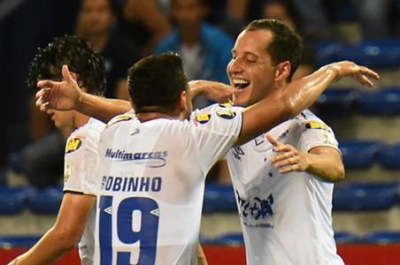 AFP Emelec Cruzeiro Rodriguinho Copa Libertadores