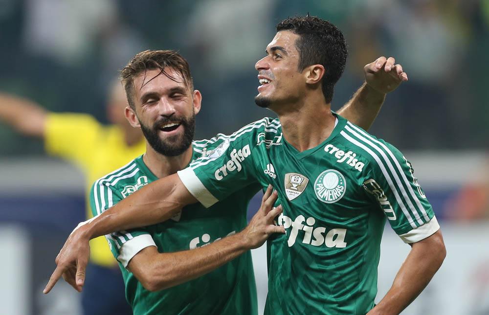 Palmeiras River Plate-URU Copa Libertadores 2016