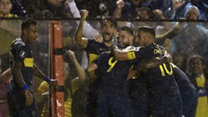 AFP Boca Jorge Wilstermann Copa Libertadores 2019