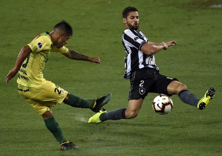 AFP Botafogo Defensa y Justicia Copa Sul-Americana