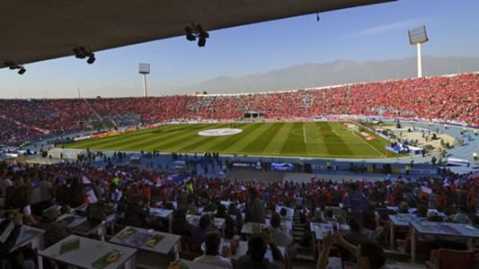 AFP Estadio Nacional de Santiago final unica Copa Libertadores 2019