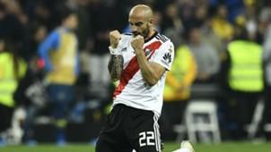 AFP Javier Pinola River Plate Copa Libertadores