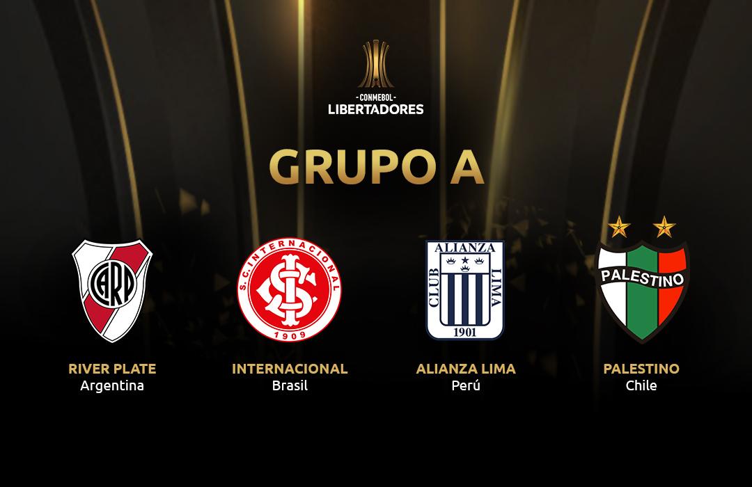 Fase de Grupos Copa Libertadores 2019