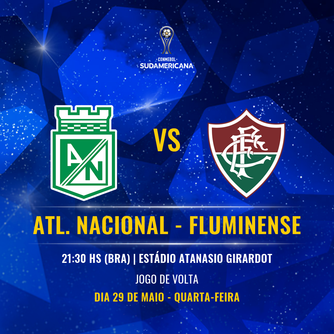 Atlético Nacional vs Fluminense