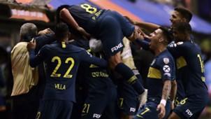 AFP Boca-Palmeiras Darío Benedetto CONMEBOL Libertadores