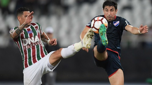 AFP Fluminense Nacional CONMEBOL Sudemericana 24102018