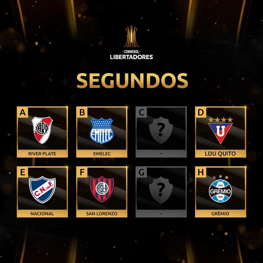 Segundos Libertadores