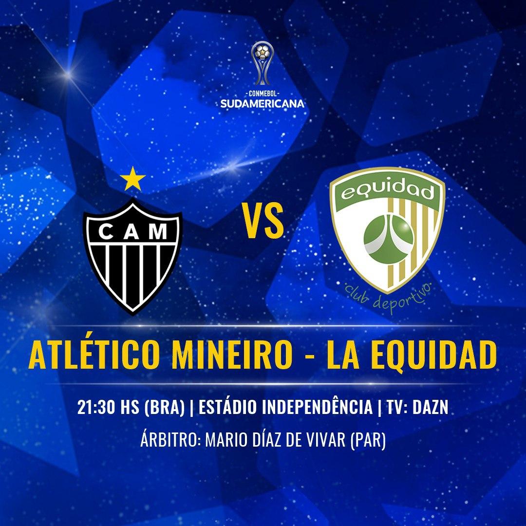 Atlético-MG vs La Equidad