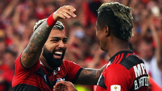 AFP Flamengo Gabigol Copa Libertadores