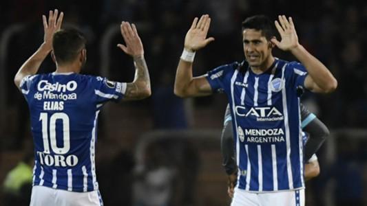 AFP Godoy Cruz Sporting Cristal Copa Libertadores 2019