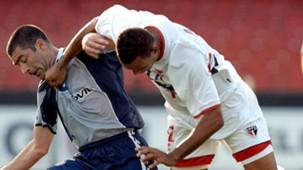 São Paulo x Talleres - Mercosul 2001