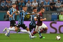Gremio Flamengo semifinal Conmebol Libertadores