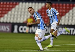 AFP Libertad Gremio Everton Copa Libertadores