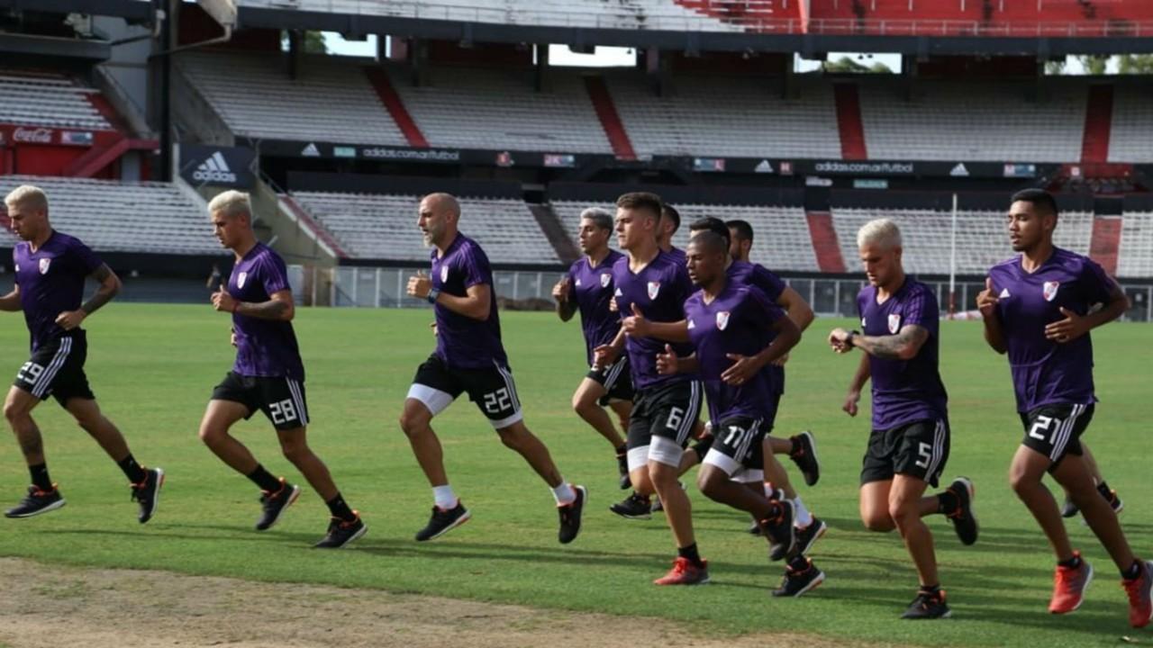 River pretemporada 2019 campeón Copa Libertadores