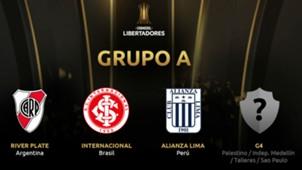 Grupo A Copa Libertadores 2019