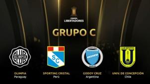 Grupo C Copa CONMEBOL Libertadores