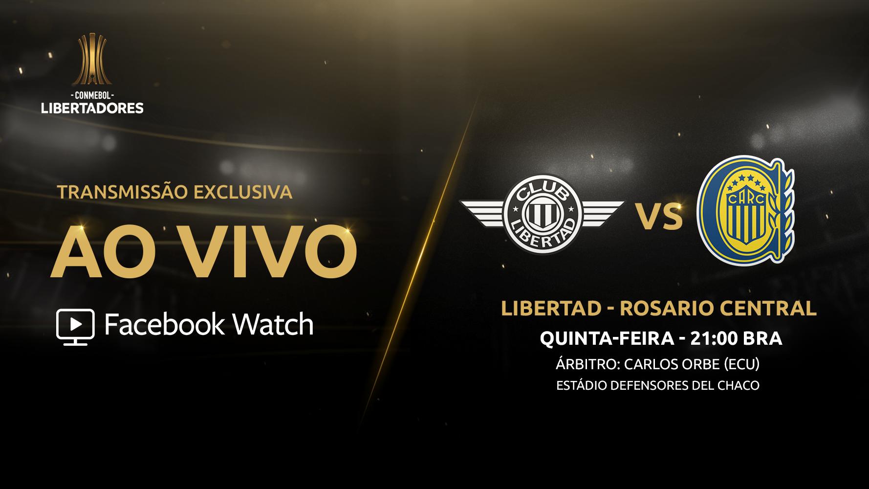 Libertad x Rosario - Facebook - prévia