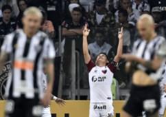 Luis Miguel Pulga Rodriguez Colon de Santa Fe Atletico Mineiro CONMEBOL Sudamericana