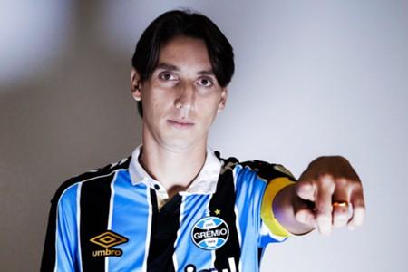 Geromel - Grêmio - especial Libertadores