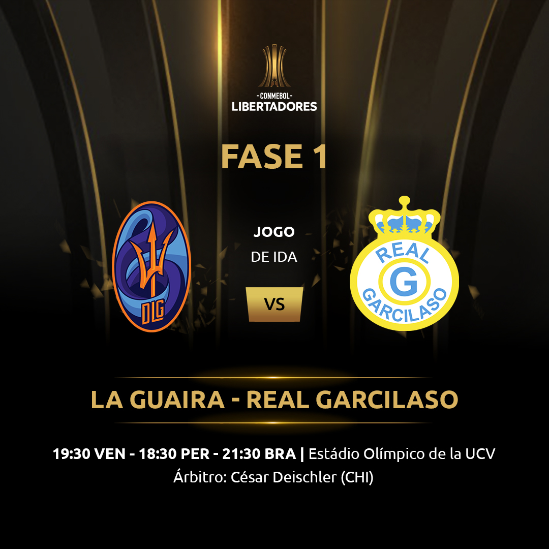 Guaira x Garcilaso