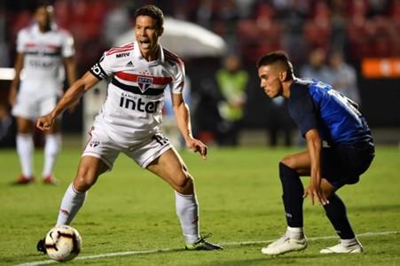 São Paulo Talleres Hernanes Libertadores