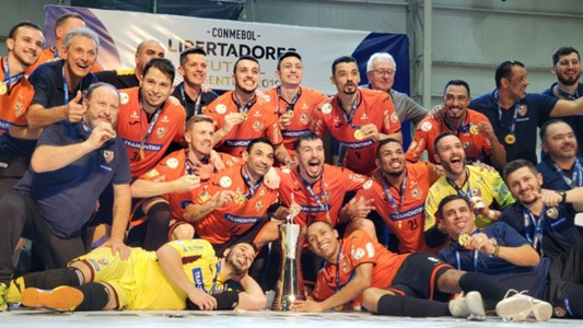 CONMEBOL Libertadores Futsal 2019 Carlos Barbosa