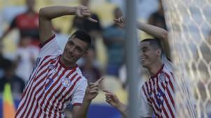 AFP Óscar Cardozo Copa América Paraguay Copa Libertadores Libertad