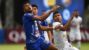Delfín Caracas Copa Libertadores 2019 AFP