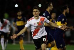 AFP River Plate Santos Borre Copa Libertadores 2019