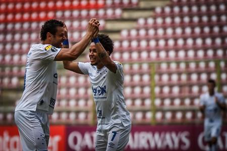 Deportivo Lara Cruzeiro Copa Libertadores