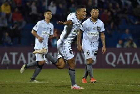 AFP Sol de America Botafogo Erik Copa Sul-Americana 2019