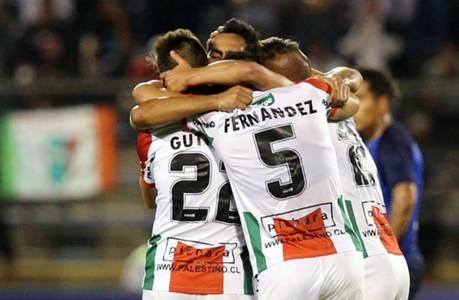 AFP Palestino Copa Libertadores 2019