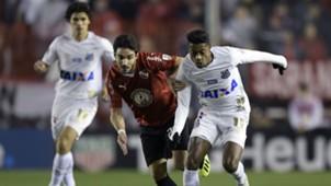 AFP Independiente-Santos Copa Libertadores 2018 octavos de final