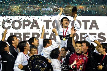 Olimpia Copa Libertadores 2002