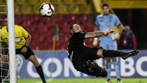 AFP Diego Novoa La Equidad Copa Sudamericana 2019