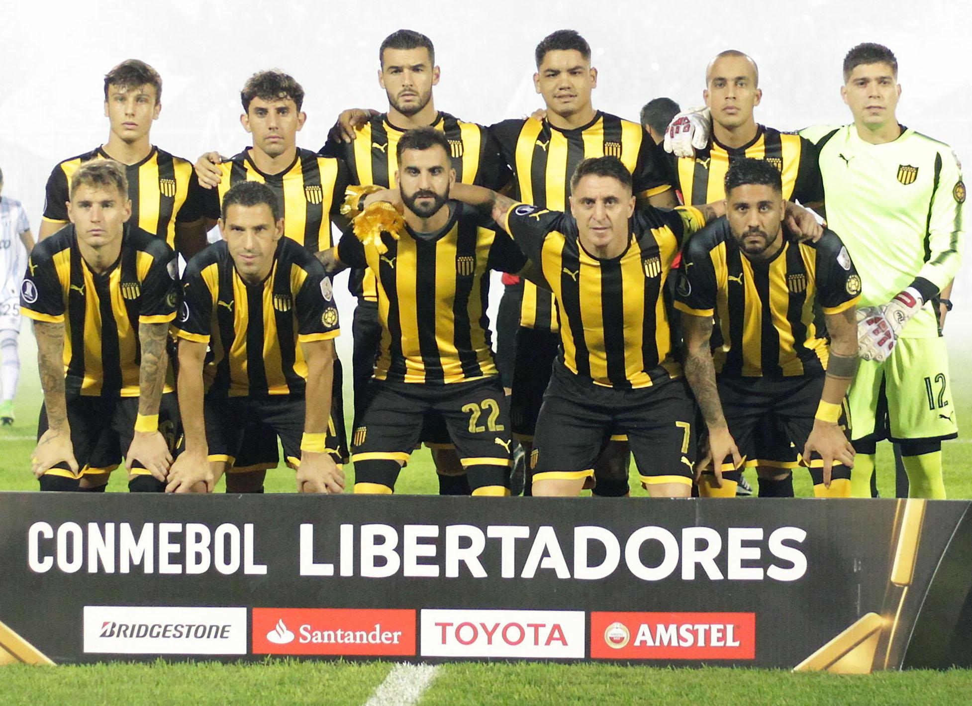 Peñarol Copa Libertadores 2018