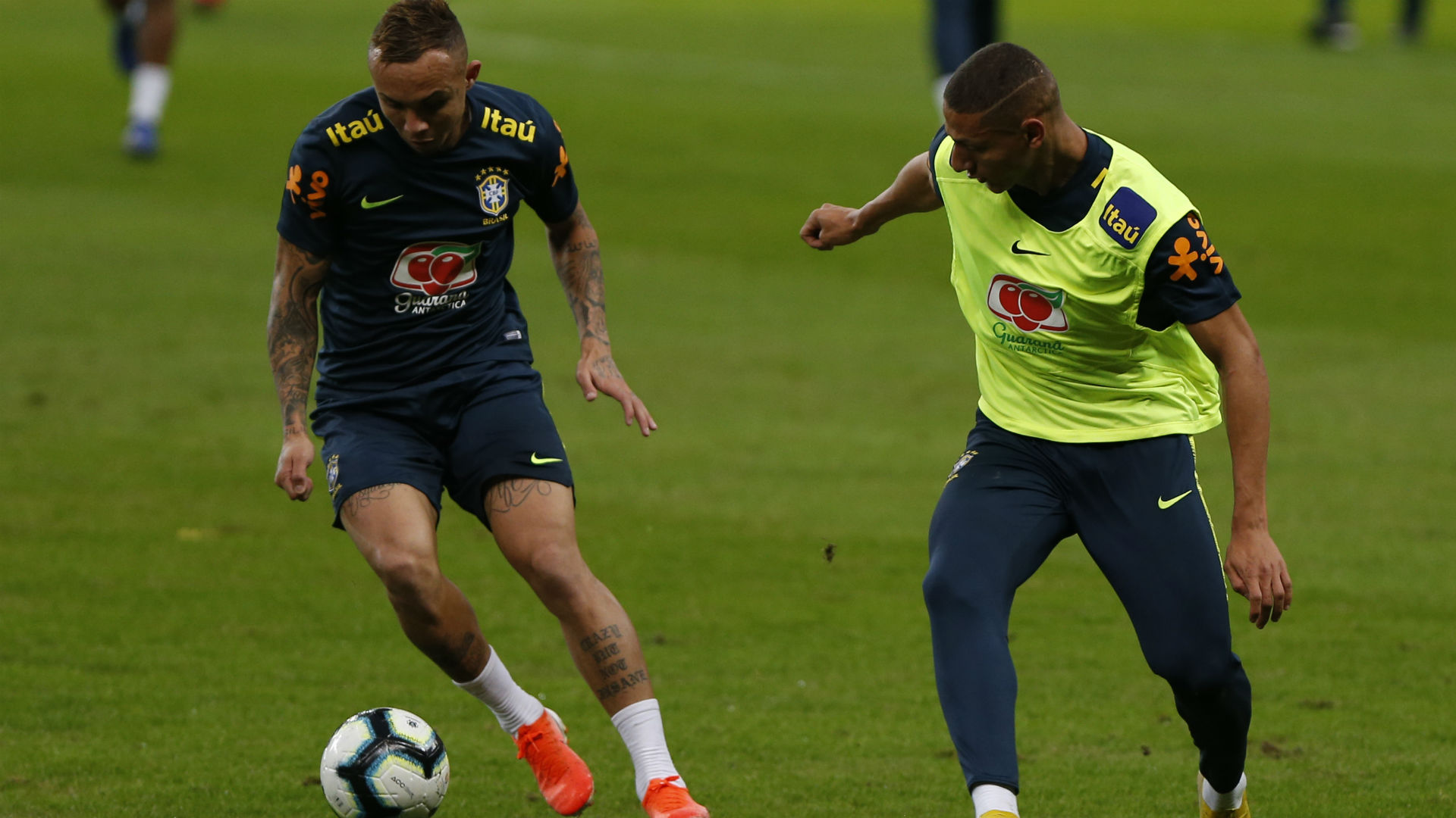 Everton Gremio Brasil