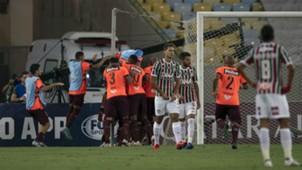AFP Fluminense Atletico Paranaense Copa CONMEBOL Sudamericana 28112018