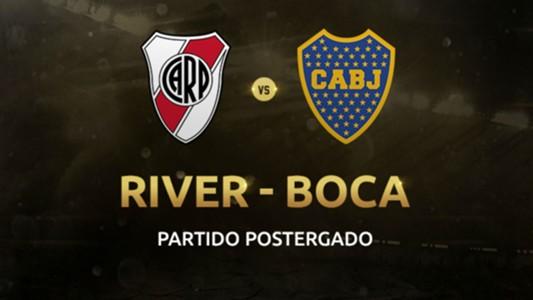River Boca final Copa Libertadores 2018
