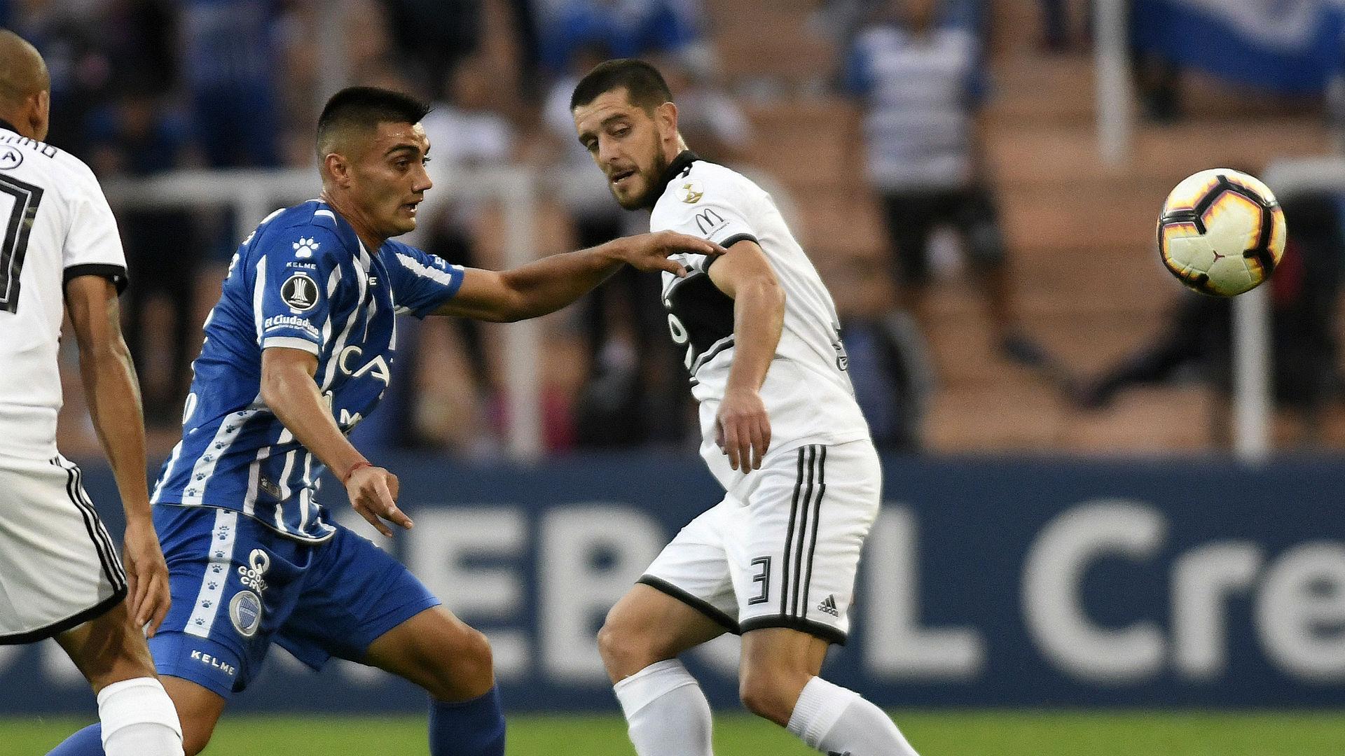 AFP Godoy Cruz Olimpia Copa Libertadores 2019