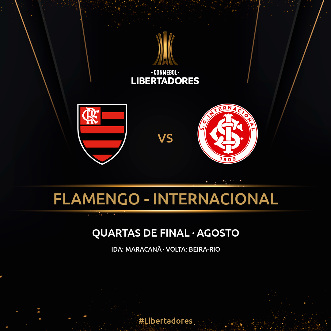 Flamengo x Inter - Libertadores