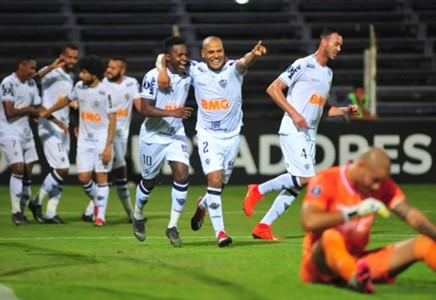 AFP Atletico Mineiro Copa Libertadores 2019