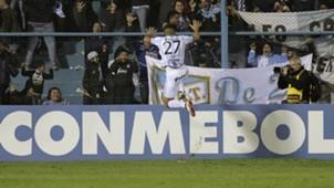 AFP Atlético Tucumán-Atlético Nacional Copa Libertadores Leandro Díaz