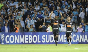 AFP Vagner Love Corinthians Racing Copa Sudamericana 2019