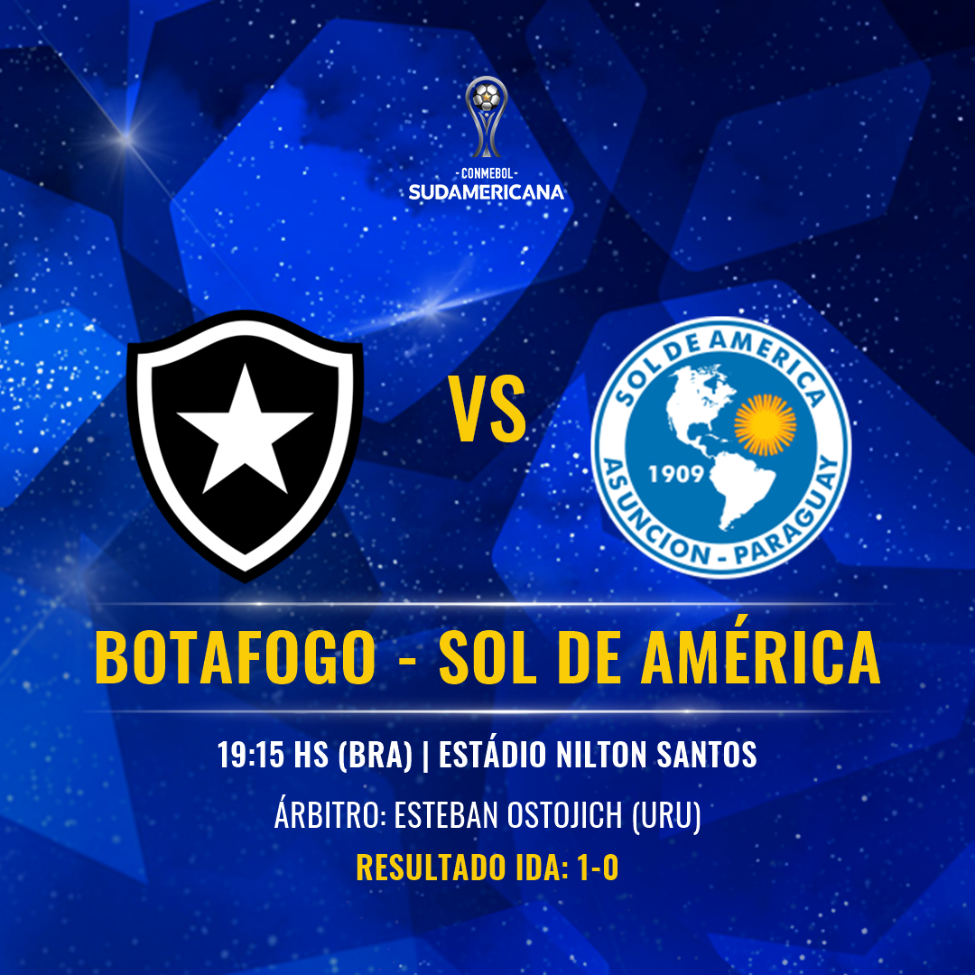 Botafogo vs Sol de America