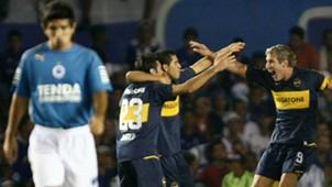 AFP Boca-Cruzeiro octavos de final Copa Libertadores 2008