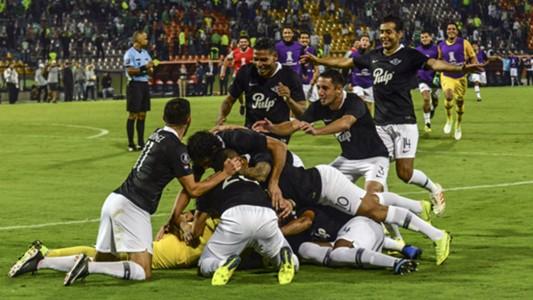 AFP Atlético Nacional Libertad Copa Libertadores 2019