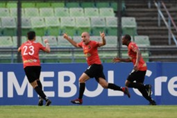 Caracas 2-0 Liverpool - Sul-Americana